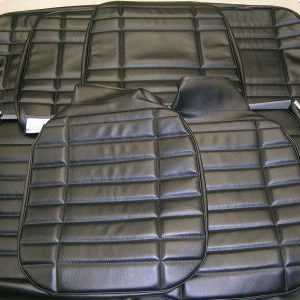 Holden-LC TORANA-Seat Covers-Black
