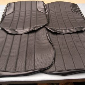 HOLDEN-HT MONARO SEAT COVER SET-BLACK