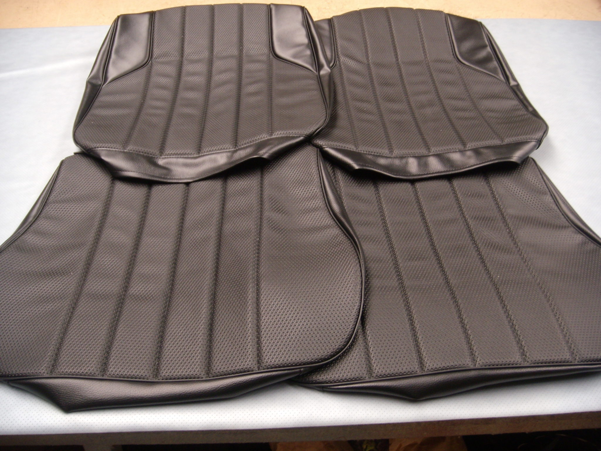 Marvelous photograph of HOLDEN HT MONARO SEAT COVER SET BLACK – SuperTrim Coburg Motor  with #9B6830 color and 2816x2112 pixels