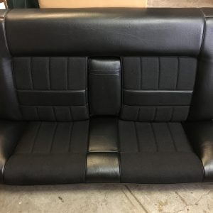 FORD-XA FAIRMONT/GT-BLACK SEAT RETRIM