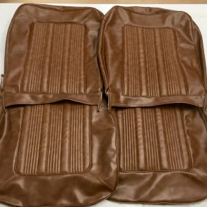 FORD-XY FUTURA/SOUTH AFRICAN GT SADDLE SEAT COVERS