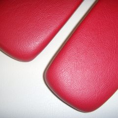 HOLDEN-HD/HR PREMIER DOOR ARMREST PADS-RED-NEW