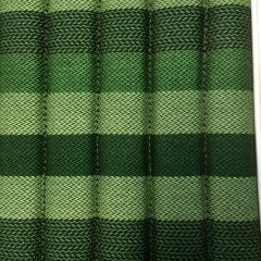 FORD-CAPRI-GREEN SPECTRUM SEAT CLOTH INSERT WITH WHITE VINYL