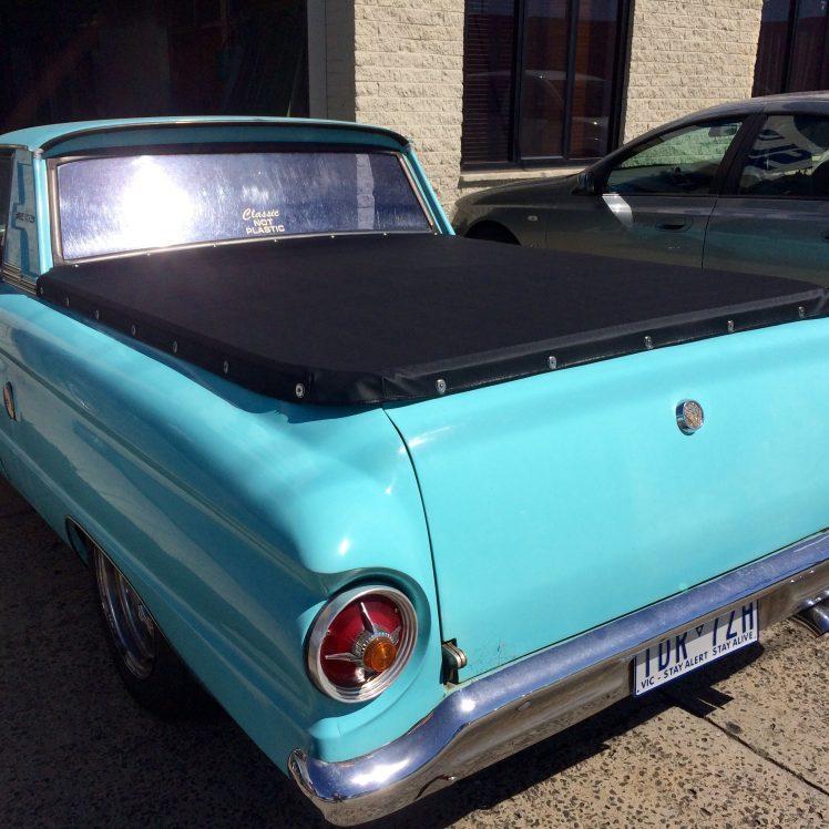 Ford-XP Tonneau Cover